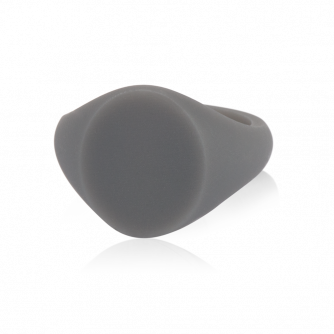 Resin Replica, Oxford Oval Signet Ring