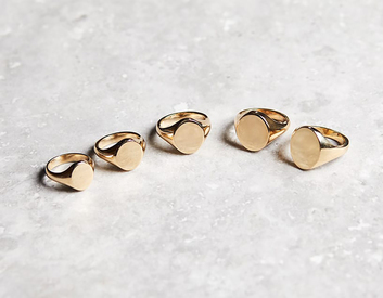 How to Choose your Signet Ring Shape